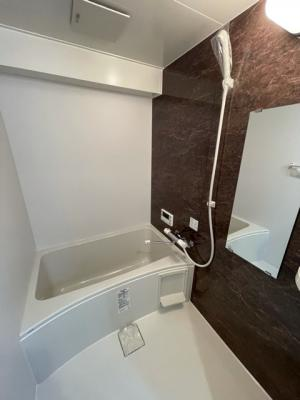 【浴室】クリーンハイツ弐番館