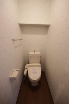 【トイレ】カルチェⅢ
