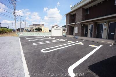 【駐車場】我寧舎