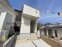 神戸市垂水区千鳥が丘1丁目  新築戸建3号棟  仲介手数料無料!の画像