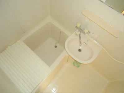 【浴室】クレセント倉田