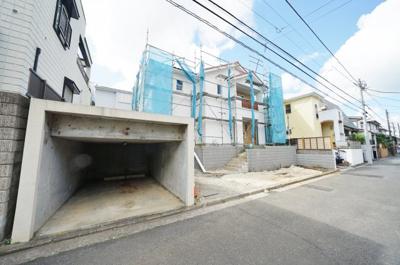 横浜市保土ヶ谷区権太坂1丁目に完成した新築戸建てです。