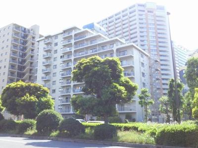 JR京浜東北線「大森」駅徒歩10分。総戸数106世帯のビックコミュニティ。構造も安心のSRC造。