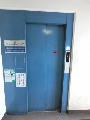 買い物後の荷物が多くてもエレベーターがあるので安心です。