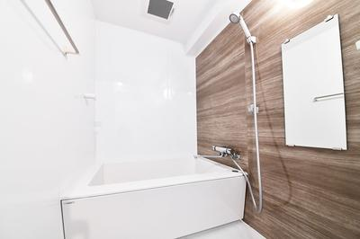 【浴室】朝日プラザ天王寺II