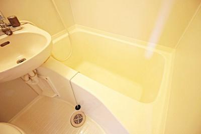 【浴室】ハイツ津田