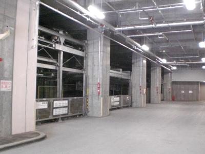【駐車場】ヴェルタワー下関駅前 D-2004