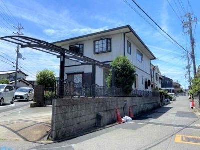 【外観】堺市中区深井東町 中古戸建