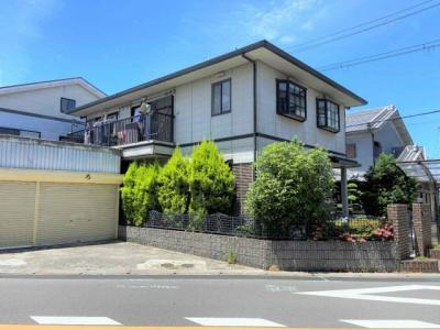 【前面道路含む現地写真】堺市中区深井東町 中古戸建