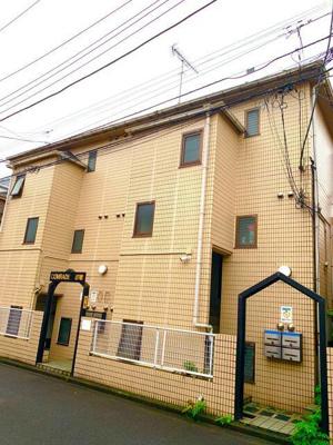 【外観】コムレット新宿