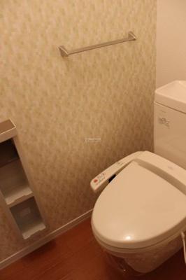 【トイレ】グランドメゾンユイット三番館