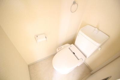 【トイレ】カーサフィオーレ奥田西町
