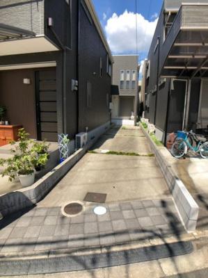 【外観】東大阪市鳥居町 中古戸建