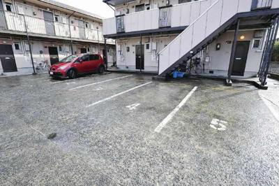【駐車場】ハイツ秋野