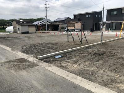 【外観】西条市小松町新屋敷分譲A