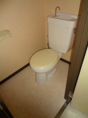 【トイレ】ビル・アイマンション