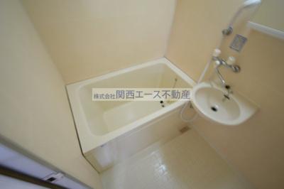 【浴室】マーキュリーハイム飛田