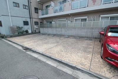 【駐車場】フローライト若江北