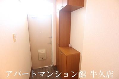 【玄関】ウエストピークⅡ
