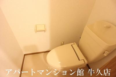 【トイレ】ウエストピークⅡ
