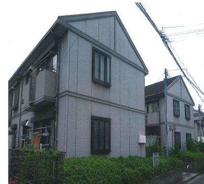 【外観】堺市。ファミリータイプの間取りで構成された一棟収益!