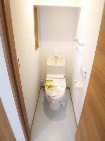 ウォシュレット付きトイレ(別室参考写真)