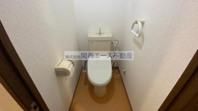 【トイレ】リベルテ新石切