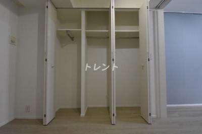 【収納】オーキッドレジデンス銀座東