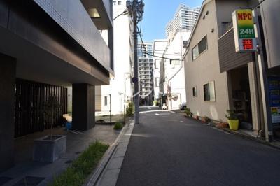 【周辺】オーキッドレジデンス銀座東