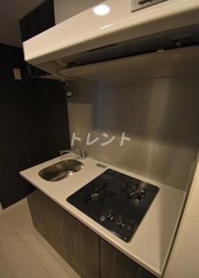 【キッチン】エスレジデンス月島【S-RESIDENCE月島】