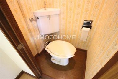 【トイレ】大正ハイツ