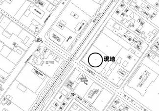 【地図】小泉 売土地