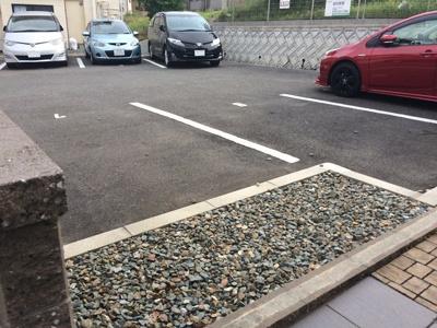 【駐車場】ソノーレ鈴蘭