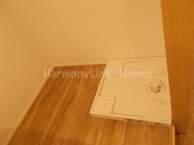 フロンティアコンフォート板橋ときわ台の室内洗濯機置場☆