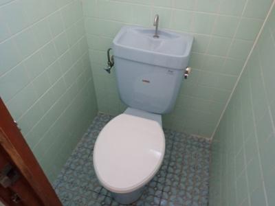 【トイレ】苅藻通4丁目貸家