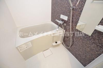 【浴室】スワンズシティ大阪城北詰
