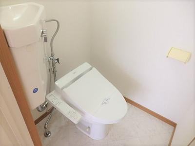 【トイレ】プラスパーハイツ