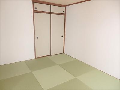 【和室】プラスパーハイツ