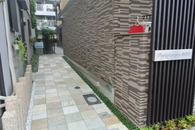 【エントランス】パークサイドメゾン新梅田
