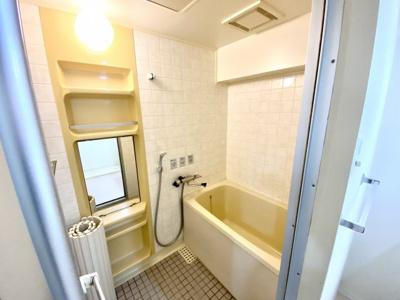 【浴室】ステージ金池