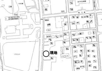 【地図】訓子府町旭町 売土地