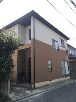 【外観】松山市久万ノ台テナントビル