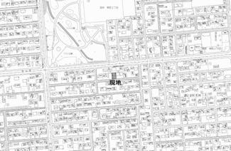 【地図】高栄東町3丁目 新築戸建