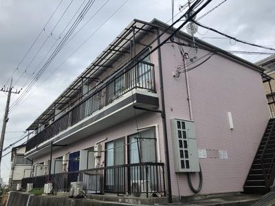 【外観】明泉寺ハイツ