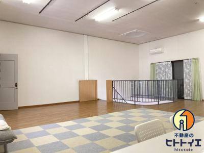 【洋室】長延中古住宅