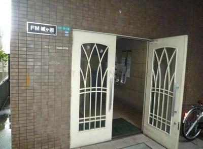 【エントランス】FM城ケ堀