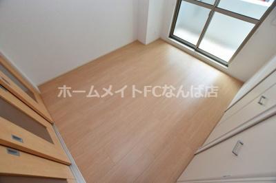 【寝室】ラポール 白糸