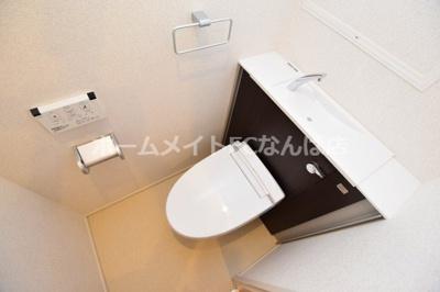 【トイレ】ラポール 白糸