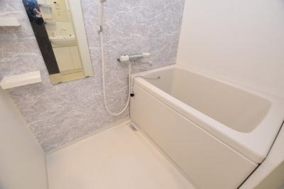 【浴室】S-RESIDENCE谷町五丁目