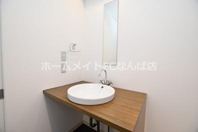 【独立洗面台】アーデンタワー南堀江